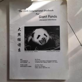 大熊猫谱系