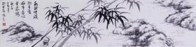 【自写自销】当代艺术家协会副主席王丞手绘   水能性淡为吾友20100