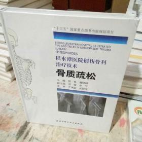 积水潭医院创伤骨科治疗技术:骨质疏松,精装版