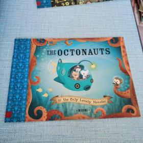 The Octonauts and the Only Lonely Monster海底探险小纵队 英文原版