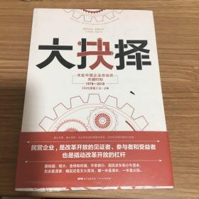大抉择:决定中国企业命运的关键时刻1978—2018
