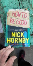 英文原版How to be Good