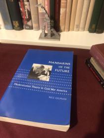 英文原版《Mandarins of the Future. Modernization theory in cold war America》(冷战美国的现代化理论)作者:Nils Gilman 出版:Johns Hopkins University Press (平装,330页)