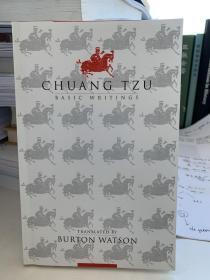 Chuang Tzu: Basic Writings 庄子英译