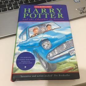 Harry Potter and the Chamber of Secrets哈利波特与密室英文版