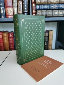 Vanity Fair  《名利场》thackeray 萨克雷 经典  franklin library 1977年真皮精装 限量收藏版 带有eidtor note 世界永恒经典100本名著系列丛书之一