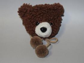Freegia熊头造型发卡