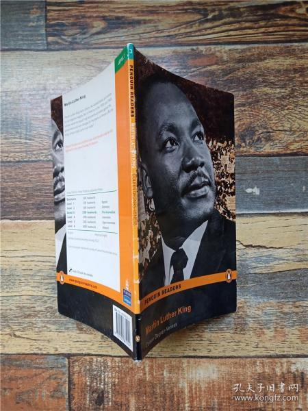Level 3: Martin Luther King by Coleen Degnan-Veness【书脊受损】