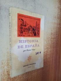 HISTORIA DE ESPANA