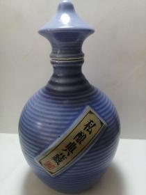 私酿典藏景德镇酒瓶一个