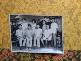 1957年沧县运输公司全体合影老照片