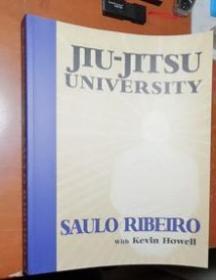 英文原版 巴西柔术大全 Jiu-Jitsu University
