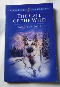 The Call of The Wild (野性的呼唤 杰克·伦敦 英文原版)