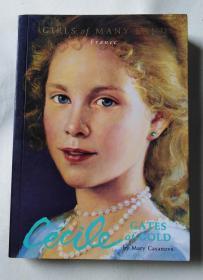 Grils of Many Lands England:Cecile Gates of Gold