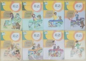 小学英语教材