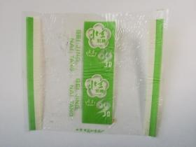 北京奶糖6930   绿色糖纸