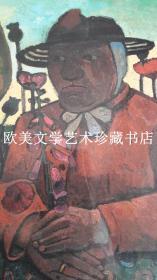 【包邮】德国现代著名女画家《泡拉`毛德松-贝克1876-1907回顾展图录》Paula Modersohn-Becker 1876-1907 Retrospektiv