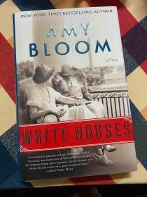 《White Houses》英文原著小说