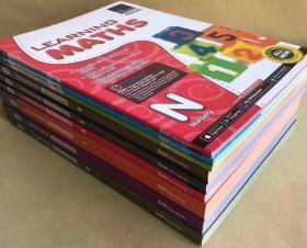 新加坡数学练习册全套9本