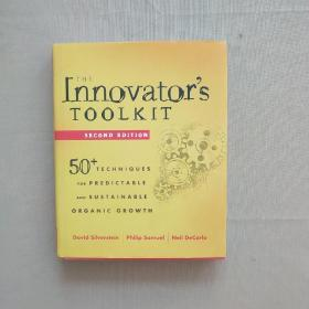 The Innovators Toolkit  50+ Techniques for Predictable and Sustainable Organic Growth(英文原版 精装)