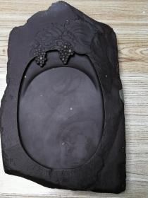 【不议价!假一赔十】宁夏五宝之正宗贺兰石 随形贺兰砚(5.3公斤)多图实拍保真