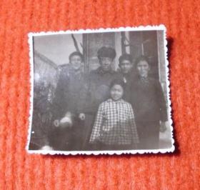 老照片--一家人--红收藏夹包4