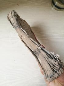 木刻厚本,用纸考究,木刻二十四孝一厚本