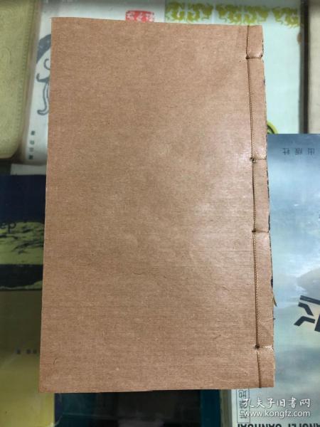 惠靈詩選  鐘竹友選輯    民國25年掃葉山房石印   白紙一冊全 民國線裝書172