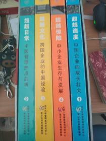 《颠覆市场―北京大学企业管理案例视频精选》40碟装DVD:  精装2.3全新未开封1和4一拆开1缺两个盘