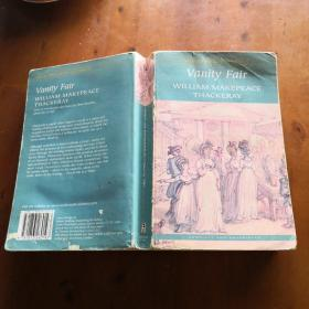 Vanity Fair [萨克雷《名利场》英文原版,Wordsworth Classics]