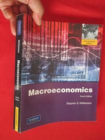 Macroeconomics    (16开) 【详见图】
