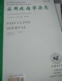 实用疼痛学杂志2019年3期