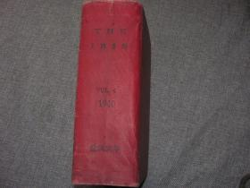 THE IBIS VOL.4 1940 (原版外文参照图片)【皮面精装】