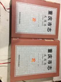 重庆市交通志上下共2册
