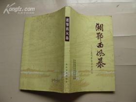 湘鄂西风暴:监利革命历史回忆