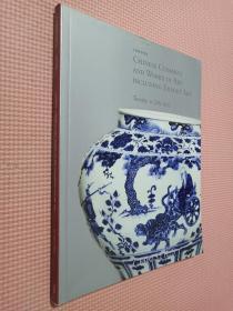 佳士得2005拍卖会中国瓷器及工艺品图录,CHINESECERAMICSANDWORKSOFARTINCLUDINGEXPORTART