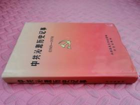 中共沁源历史记事:1949~1979  (品相如图)