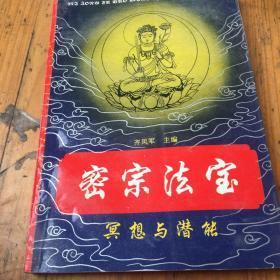 密宗法宝:冥想与潜能