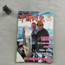 中国钓鱼 2010年7月