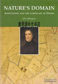 Nature's Domain:Anne Lister and the Landscape of Desire