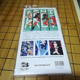火影忍者 明信片(27张明信片+54张扑克)