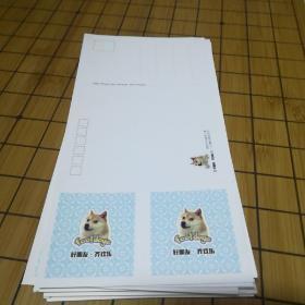 撸时代 明信片(27张明信片+54张扑克牌)