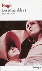 法语原版 悲惨世界1 Les Misérables (Tome 1) 雨果 完整版