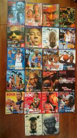 rock篮球迷杂志灌篮扣篮nba乔丹科比