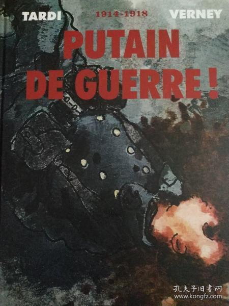 PUTAIN DE GUERRE !