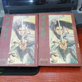狂箫怒剑(全二册)