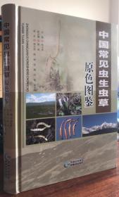 中国常见虫生虫草原色图鉴