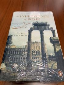 Chris WickhamThe Inheritance of Rome: Illuminating the Dark Ages 400-1000 (The Penguin History of Europe)