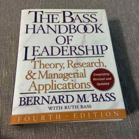 The Bass Handbook of Leadership 英文原版