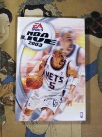 NBA LIVE2003(1CD+1手册)